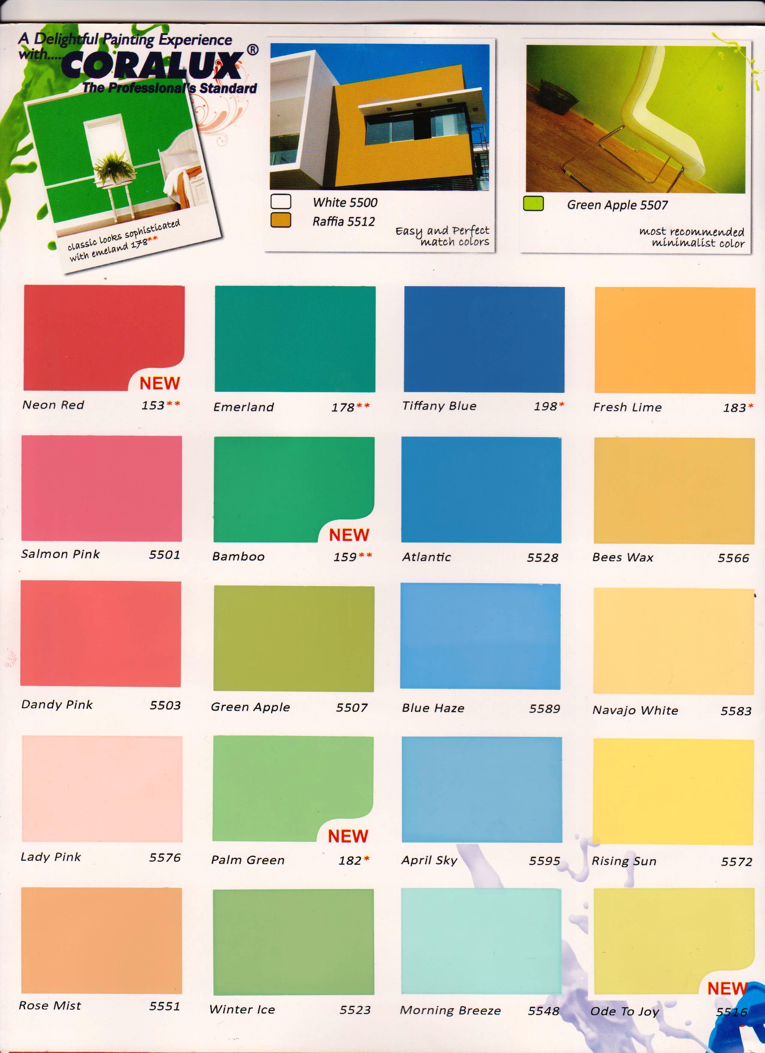 Menerima Permintaan Warna Sesuai Keinginan dan Spesifikasi Konsumen